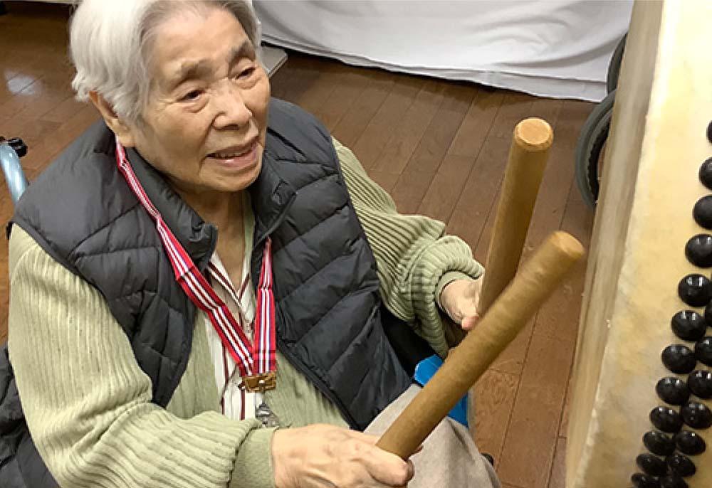 北新宿特別養護老人ホーム 地域でいきいき かしわ苑